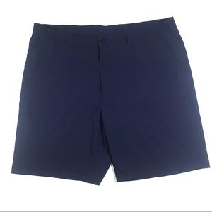 42 PGA Tour Golf Shorts Blue Thin Lightweight Plus